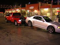 Towing - Mustang Cobra