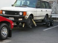 Towing - Dolly Towing Service